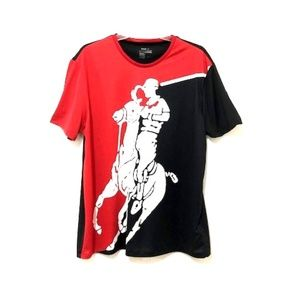 Polo Ralph Lauren P-Wing Polo Pony Graphic T-Shirt